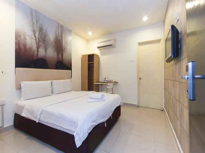 BEDROOM Victory Street Boutique Hotel