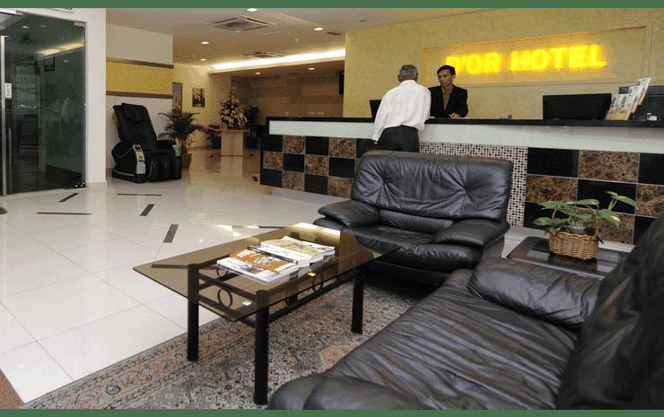 D'OR Hotel Bukit Bintang Kuala Lumpur -