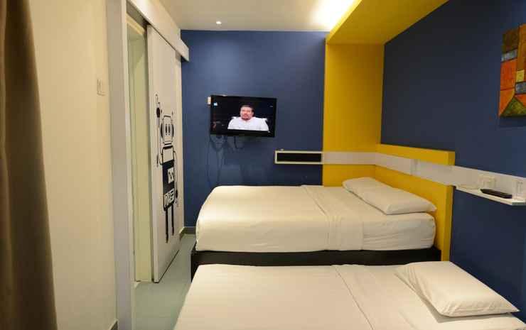 Hotel Tai Ichi Bukit Bintang Kuala Lumpur - Kamar Triple
