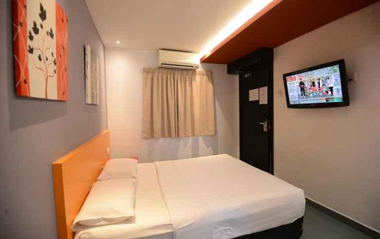 Hotel Tai Ichi Bukit Bintang Kuala Lumpur - Kamar Double Deluks