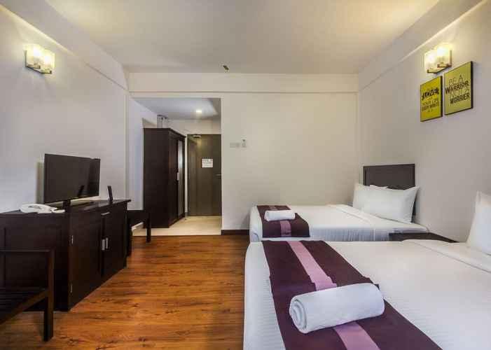 BEDROOM eRYA by Suria Hot Spring Resort Bentong