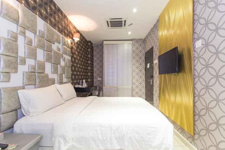 BEDROOM Victory Exclusive Hotel @ Bukit Bintang