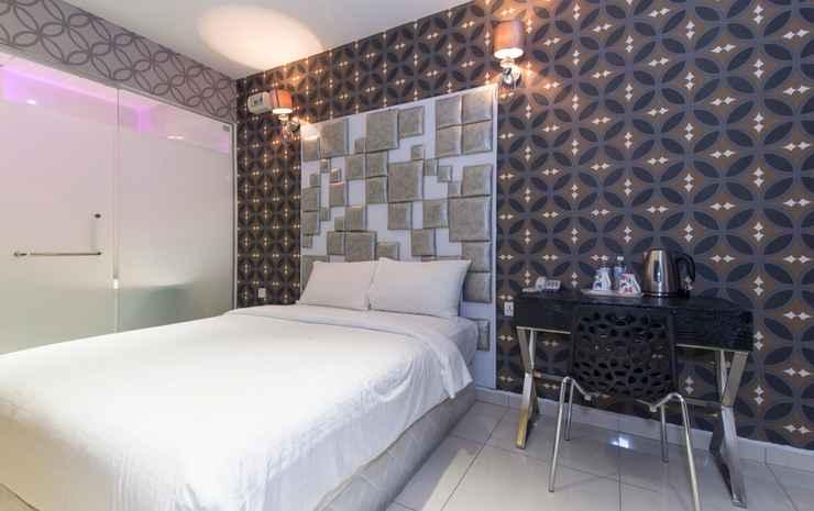 Victory Exclusive Hotel @ Bukit Bintang Kuala Lumpur - Deluxe Double Room