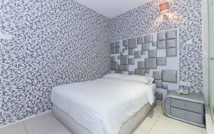 Victory Exclusive Hotel @ Bukit Bintang Kuala Lumpur - Standard Double Room