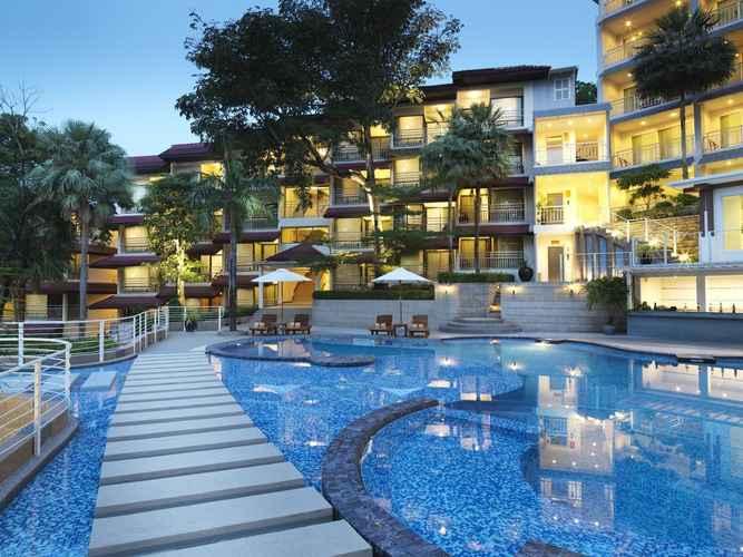 SWIMMING_POOL Chanalai Flora Resort, Kata Beach - Phuket