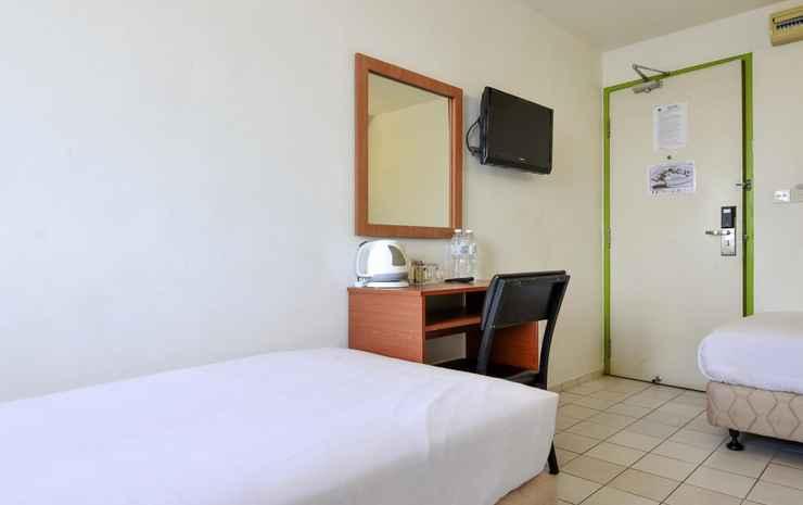 City Campus Lodge & Hotel Kuala Lumpur - Deluxe Twin