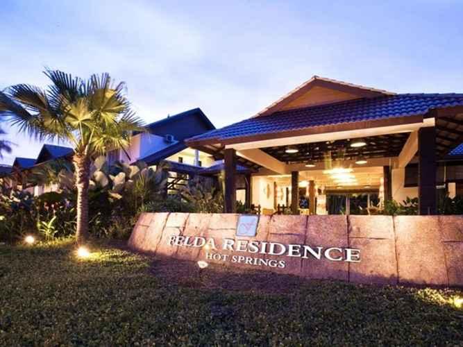 LOBBY Felda Residence Hot Springs