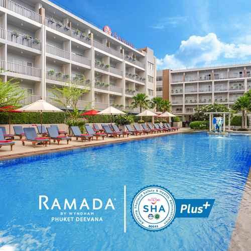 EXTERIOR_BUILDING Ramada by Wyndham Phuket Deevana (SHA Plus+)