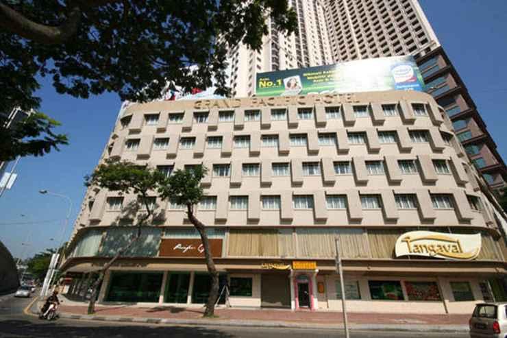 EXTERIOR_BUILDING Grand Pacific Hotel Kuala Lumpur
