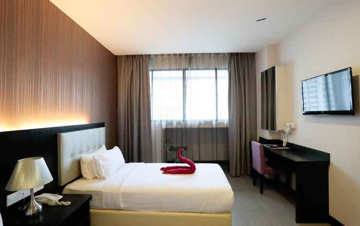 The Grand Campbell Hotel KL Kuala Lumpur - Deluxe Double Room Only
