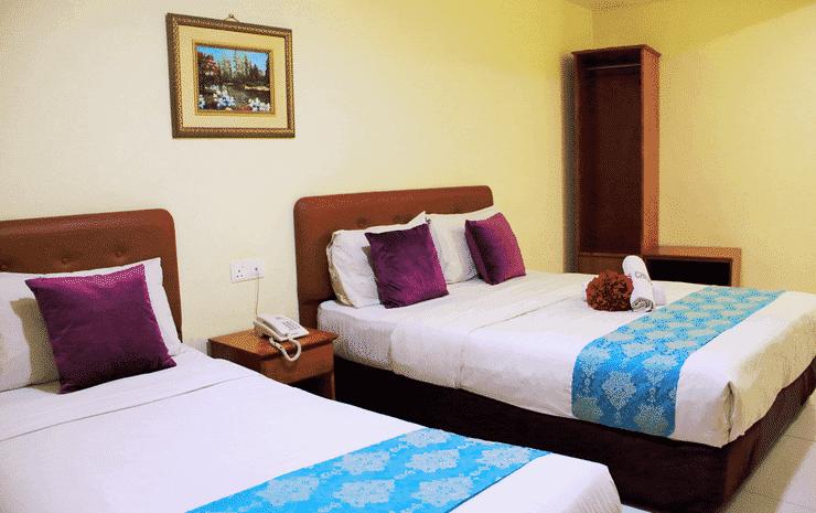 Sun Inns Hotel Cheras - Balakong Kuala Lumpur - Family 3