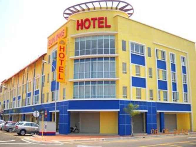 EXTERIOR_BUILDING Sun Inns Hotel Kuala Selangor