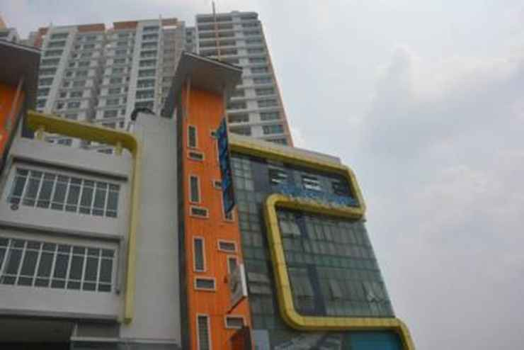 EXTERIOR_BUILDING New Town Hotel Puchong