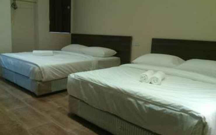 New Town Hotel Puchong Kuala Lumpur - Standard Quadruple Room (4 Adults)
