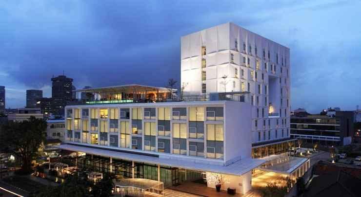 EXTERIOR_BUILDING Morrissey Hotel Residences