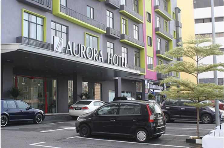 EXTERIOR_BUILDING Aurora Hotel