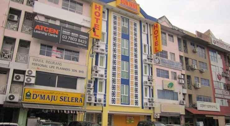 EXTERIOR_BUILDING Sun Inns Hotel Kelana Jaya
