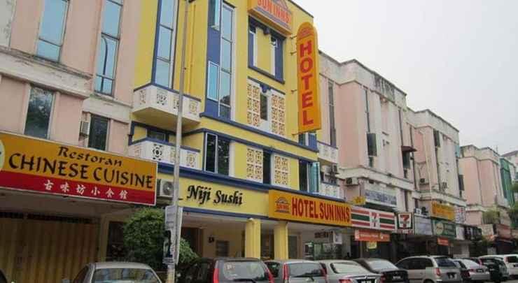 EXTERIOR_BUILDING Sun Inns Hotel Kepong