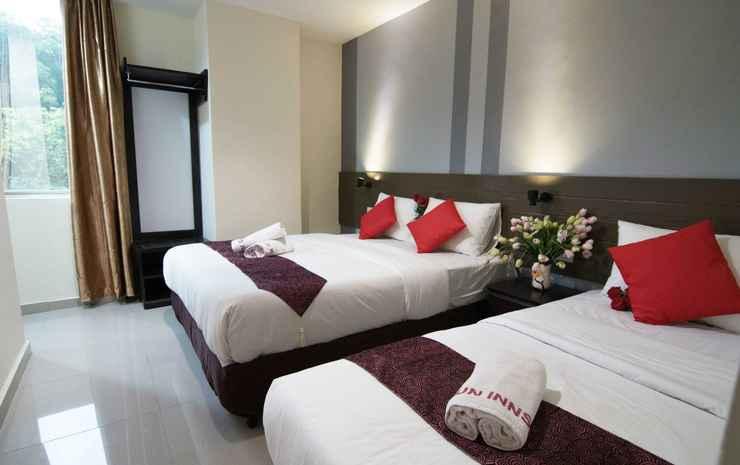 Sun Inns Hotel Kepong Kuala Lumpur - Family 3 with Window