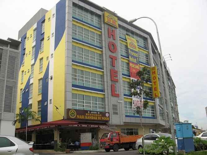 EXTERIOR_BUILDING Sun Inns Hotel Puchong Jaya