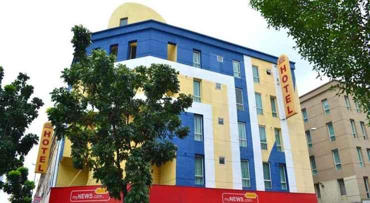 EXTERIOR_BUILDING Sun Inns Hotel Kota Damansara
