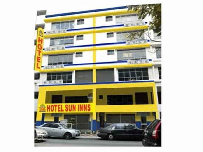 EXTERIOR_BUILDING Sun Inns Hotel Kopkastam Kelana Jaya