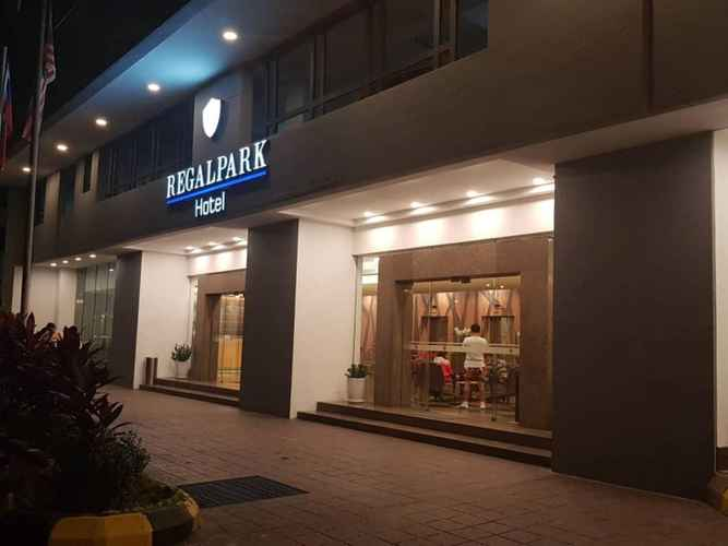 EXTERIOR_BUILDING REGALPARK Hotel Kuala Lumpur