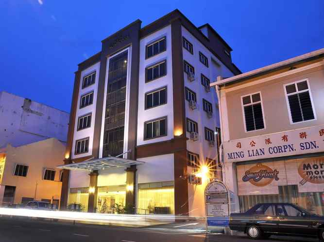EXTERIOR_BUILDING Hotel Bendahara @ Melaka City