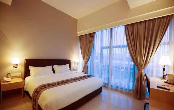 BEDROOM De Elements Business Hotel Kuala Lumpur