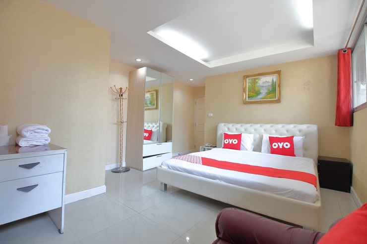 BEDROOM Diamond Residence Silom Hotel