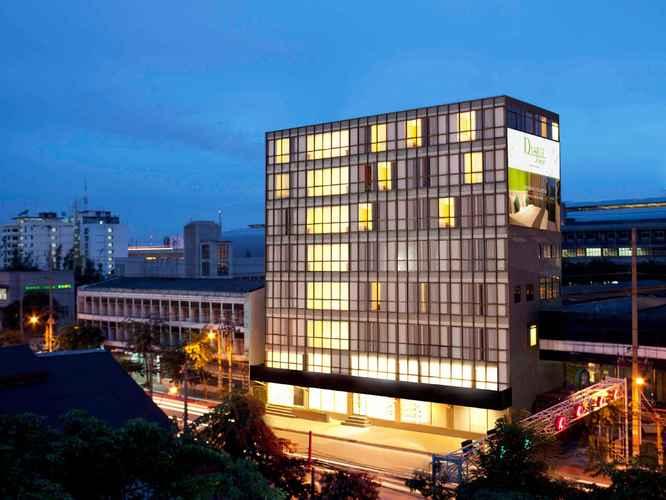 EXTERIOR_BUILDING ดี วารี เอ็กซ์เพรส มักกะสัน กรุงเทพ ฯ