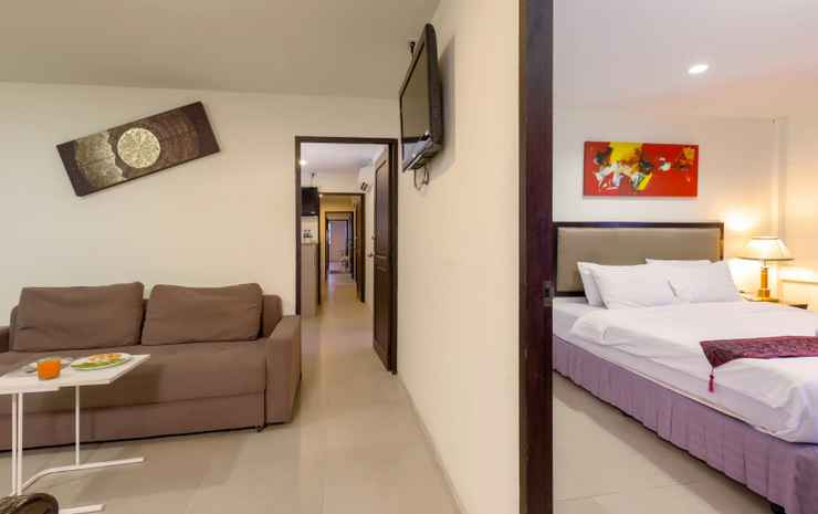 Yes O'tel Pattaya By Benya Chonburi - 4 Bedroom Suite   - Room Only