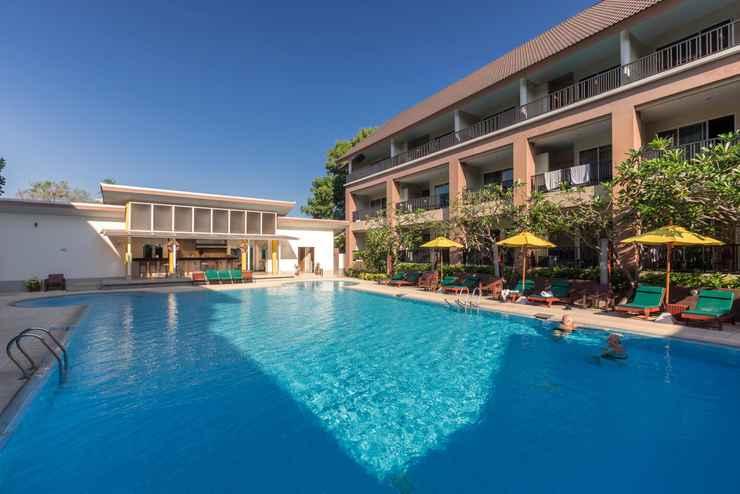 SWIMMING_POOL Authong Residence Pattaya