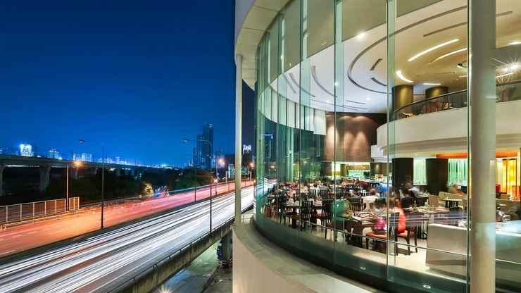 EXTERIOR_BUILDING Eastin Hotel Makkasan Bangkok