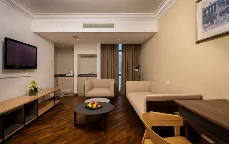 YWCA Fort Canning Singapore - Suite King