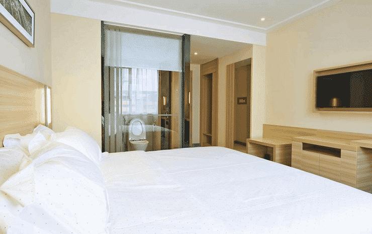 City Comfort Hotel Bukit Bintang Kuala Lumpur - Superior King (No Window)