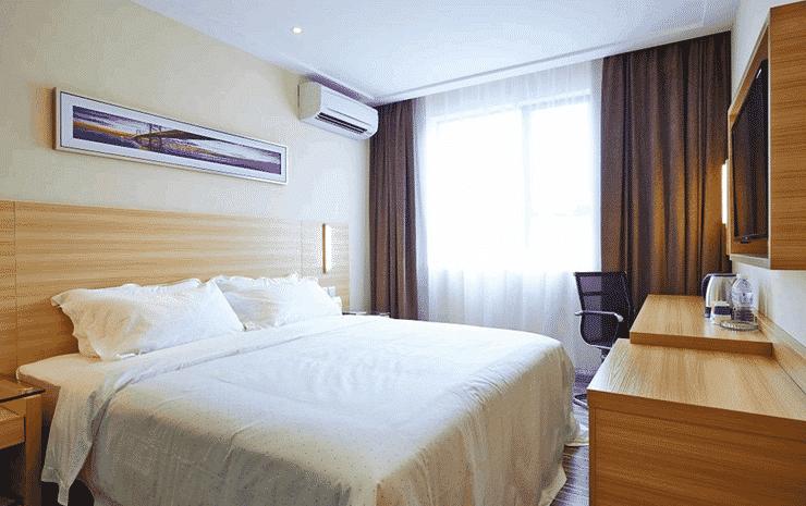 City Comfort Hotel Bukit Bintang Kuala Lumpur - Standard Double (Room Only)
