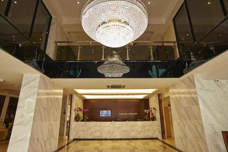 LOBBY City Comfort Hotel Bukit Bintang