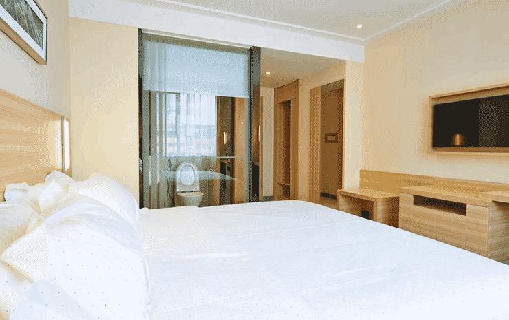 City Comfort Hotel Bukit Bintang Kuala Lumpur - Superior Double (With Breakfast)