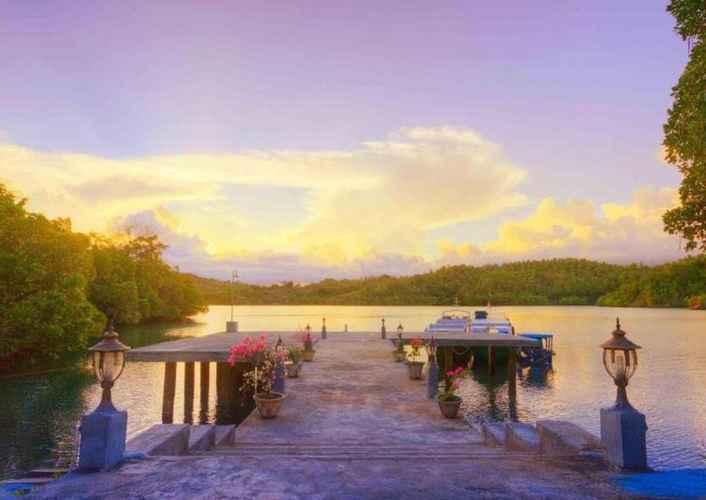 SWIMMING_POOL Honey Bay Resort & Dive Center