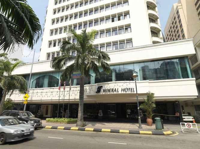 EXTERIOR_BUILDING The Federal Kuala Lumpur