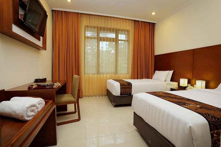BEDROOM Multazam Syariah Hotel