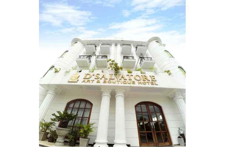 EXTERIOR_BUILDING D'Salvatore Art & Boutique Hotel