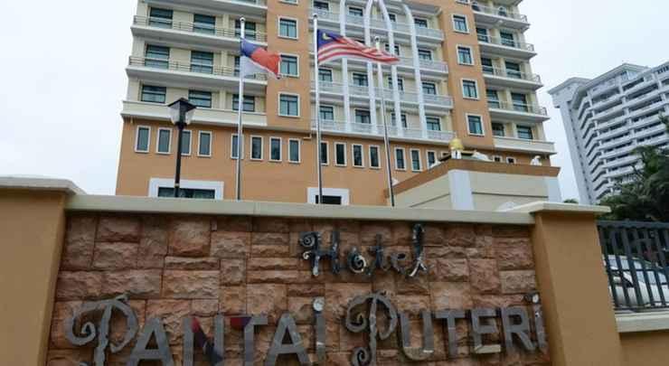 EXTERIOR_BUILDING Pantai Puteri Hotel Beach & Resort