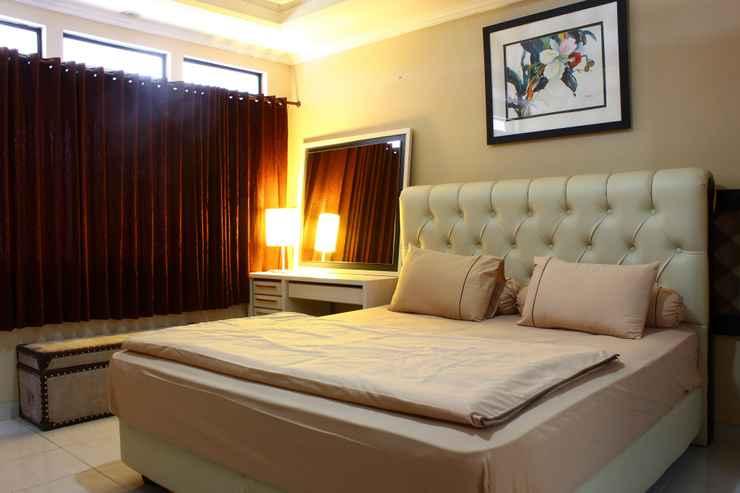 BEDROOM Hotel Tjokro