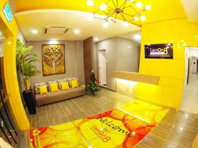 LOBBY Lemon8 Hotel Apartment
