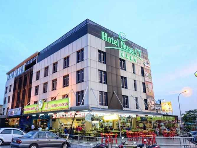 EXTERIOR_BUILDING Hotel Nusa CT by Holmes Hotel