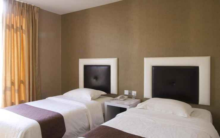Hotel Nusa CT by Holmes Hotel Johor - Standard Twin Room (room only)