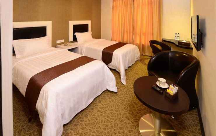 Hotel Nusa CT by Holmes Hotel Johor - Superior Twin Room (room only)