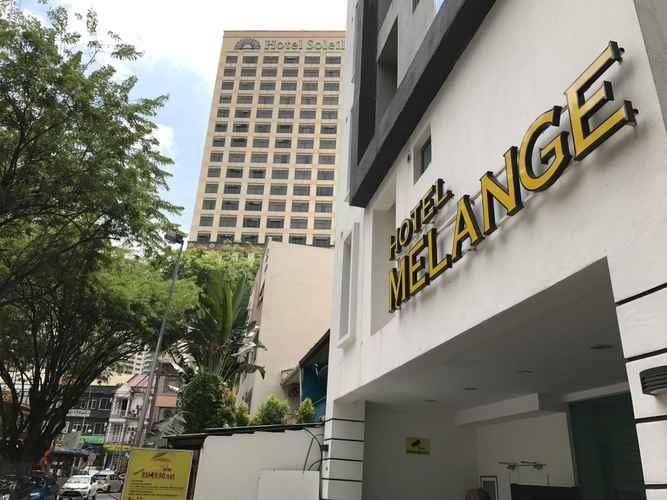 EXTERIOR_BUILDING Melange Hotel Bukit Bintang